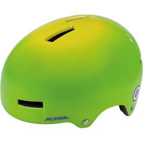 Alpina Airtime casco per bici verde